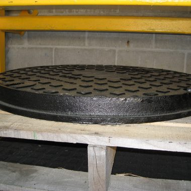 Aglass Fabrication 600mm Diameter Class B Lid